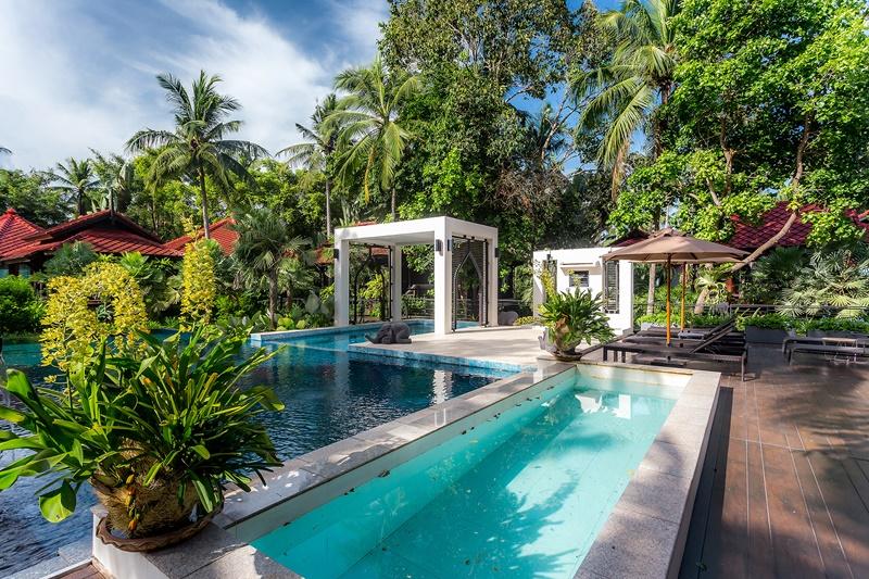 Tusita Wellness Resort Chumphon : Swimming Pool