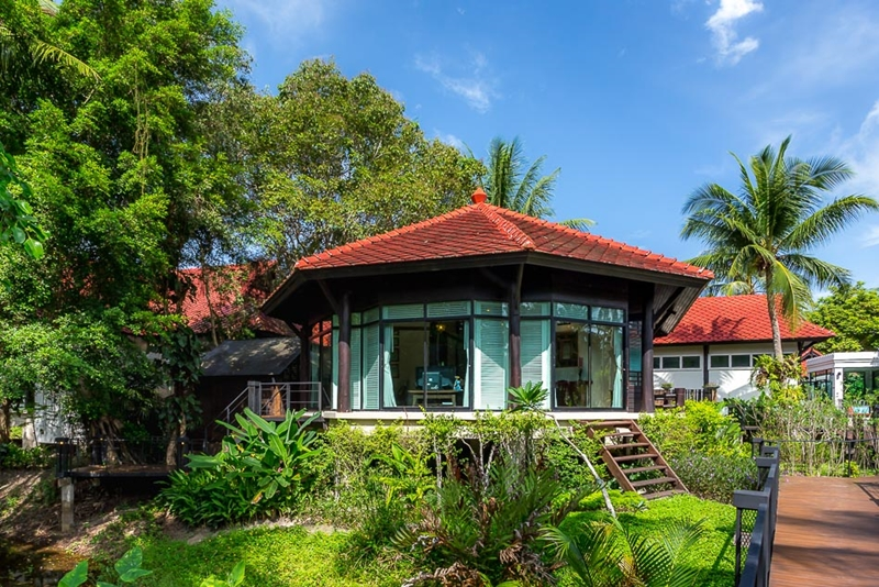 Tusita Wellness Resort Chumphon : Family Suite